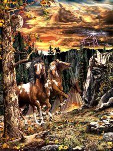Лошади кони