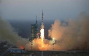 Китай и космос