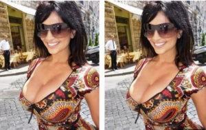 Фото девушки с грудью